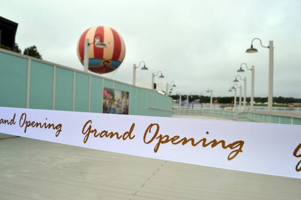 New Walkway Now Open at Downtown Disney