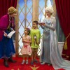 'Frozen' Meet & Greet at Epcot