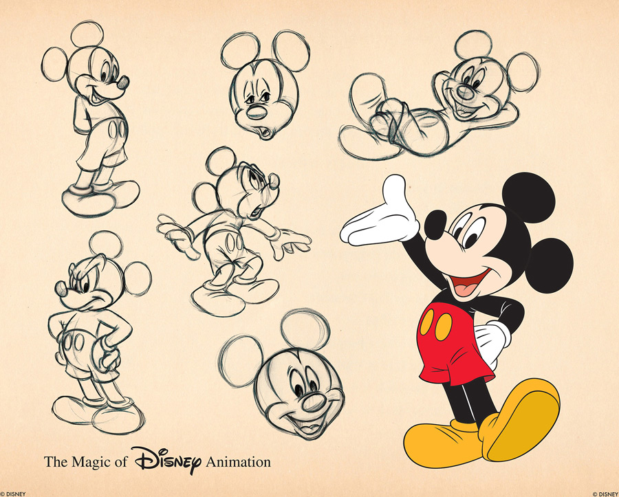 "New ""Fab 5"" Ink & Paint Cels To Debut at Disneyland Park ..."