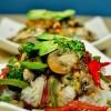 Spicy Veggie Rice Bowl