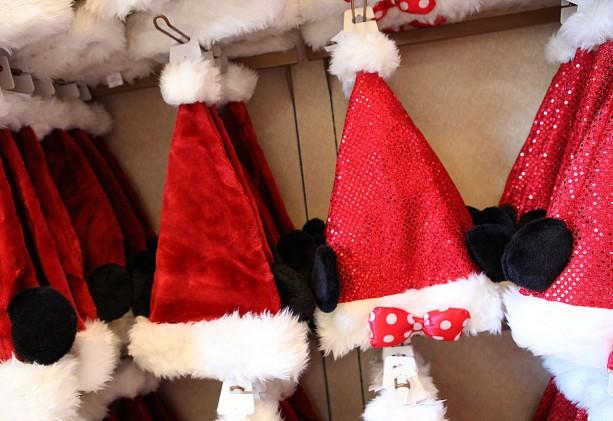Holiday Headwear at Disney Parks