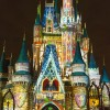 "Cinderella Castle Gets ""Frozen"" This Holiday Season"