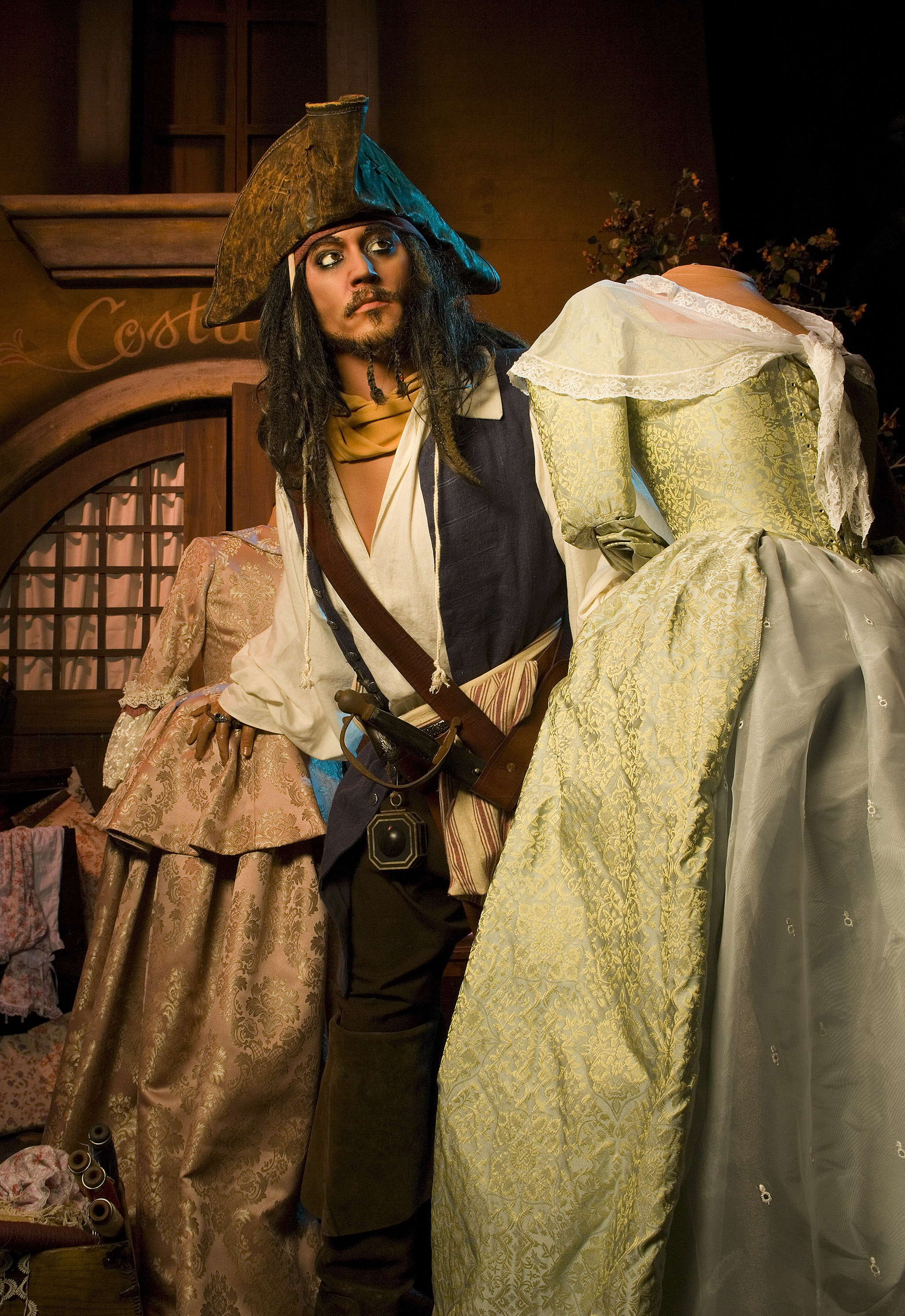 Pirates of the Caribbean Marks 40 Years at Magic Kingdom
