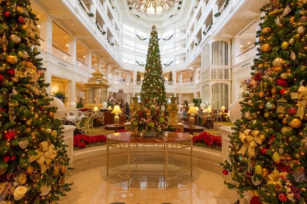 Christmas Trees At Disney Parks « Disney Parks Blog