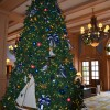 Christmas Tree at Disney's Yacht Club Resort