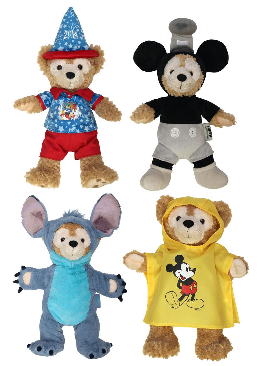 Disney Duffy Clothes On Build A Bear