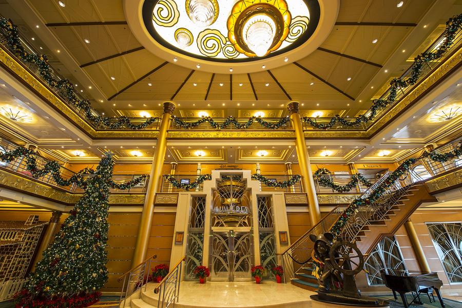 Disney Magic Cruise Ship Interior