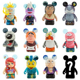 Tweet & Win a Little Mermaid Vinylmation to Celebrate the First Anniversary of New Fantasyland at Magic Kingdom Park