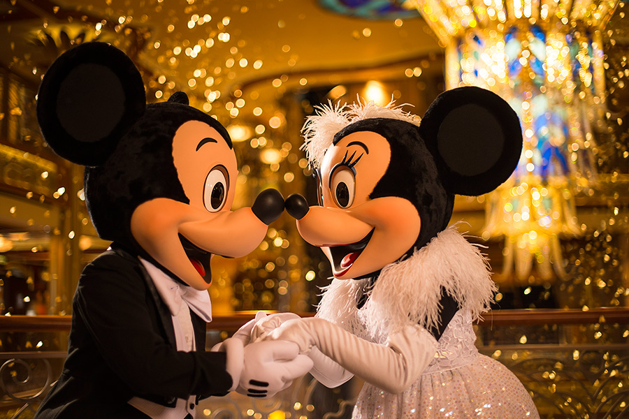 Happy New Year from Disney Cruise Line « Disney Parks Blog