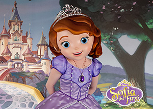 Playing and Dining with Doc McStuffins and Sofia the First at Disney's Hollywood Studios