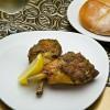 Harissa Chicken Drumettes at Spice Road Table