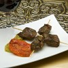 Lamb Kebab at Spice Road Table