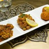 Mogador Sampler at Spice Road Table