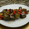 Rice Stuffed Grape Leaves at Spice Road Table