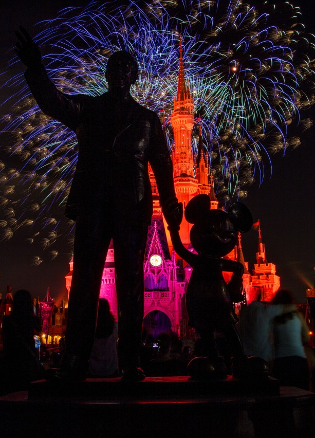Disney Parks After Dark: Walt, Mickey & Plenty of 'Wishes' At Magic Kingdom Park