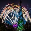 Christmas Trees at Disney Parks, Featuring Hong Kong Disneyland
