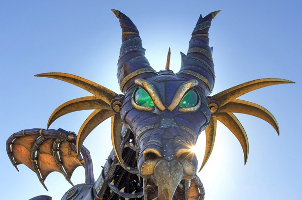 Maleficent Joins the 'Disney Festival of Fantasy Parade,' Coming to Magic Kingdom Park
