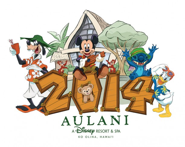 [Disney Vacation Club] Aulani, a Disney Resort & Spa (29 août 2011) - Page 7 Aulani-2014-Logo-613x485