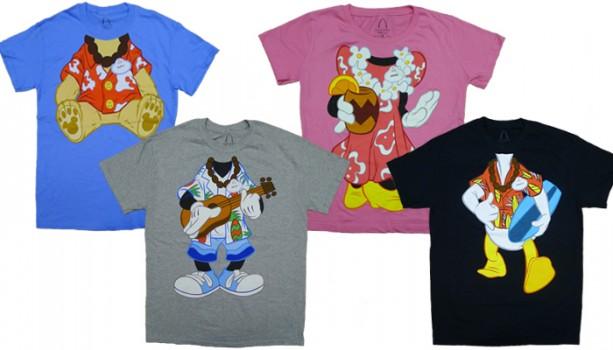 Aulani T-shirts