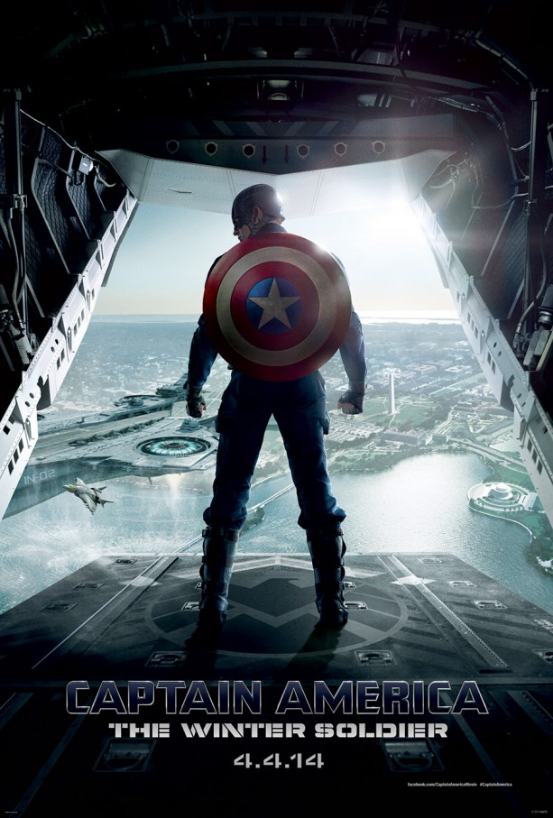 Meet Captain America from 'Captain America: The Winter Soldier' This Spring at Disneyland Park in Anaheim