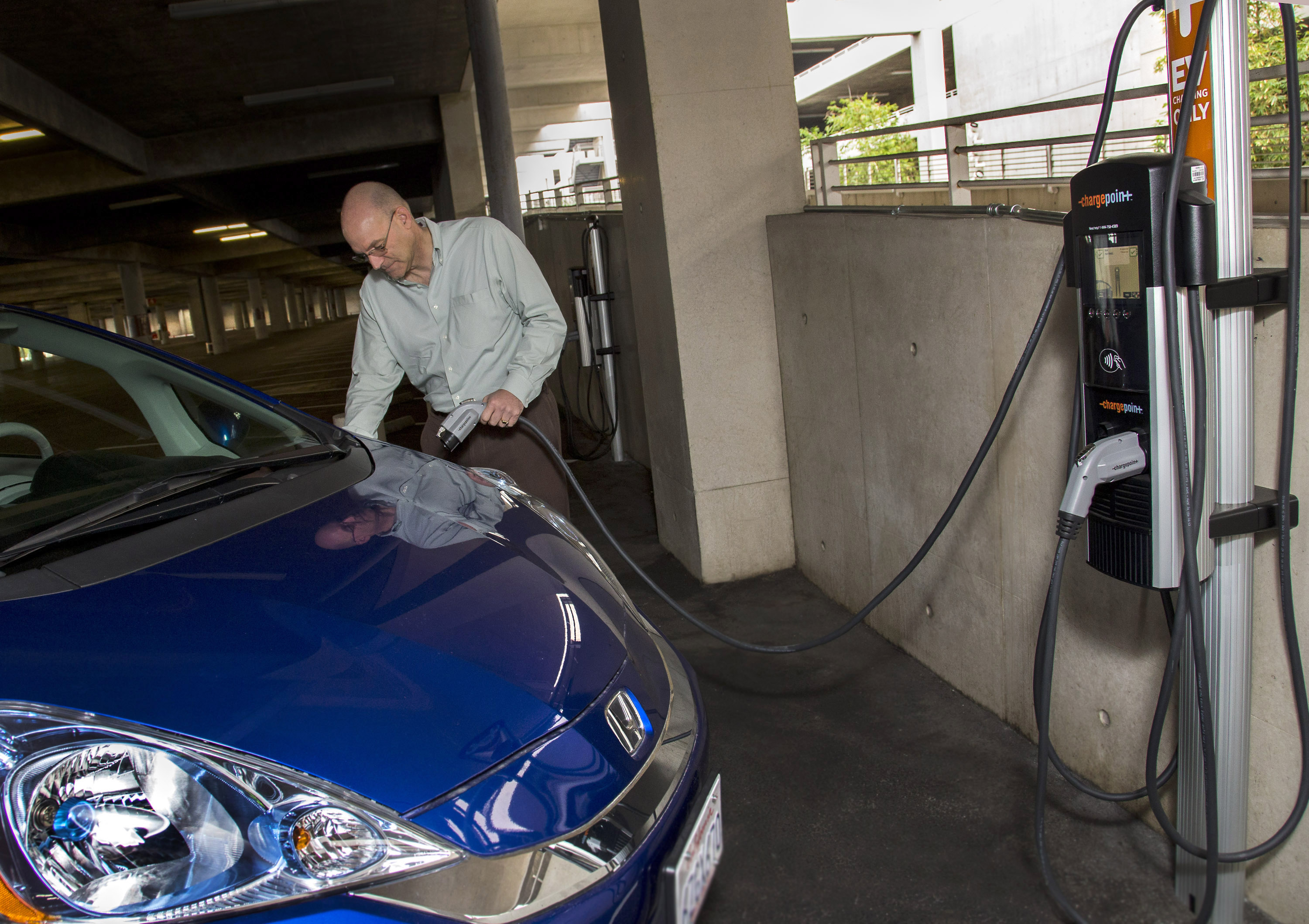 Electric Vehicle Charging Stations Now Available at ...