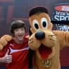 Sneak Peek of Disney 365 Live Video Shoot at ESPN Wide World of Sports Complex with Disney Channel Star Jake Short
