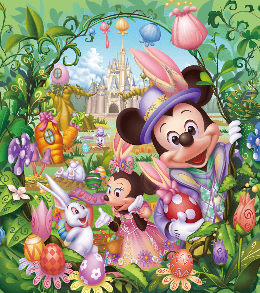 Tokyo Disney Resort Sets Plans For Spring « Disney Parks Blog