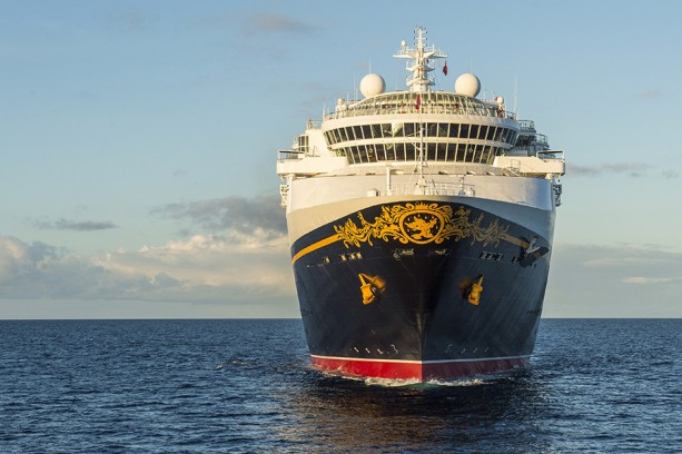 Disney Cruise Line's Disney Magic at Sea