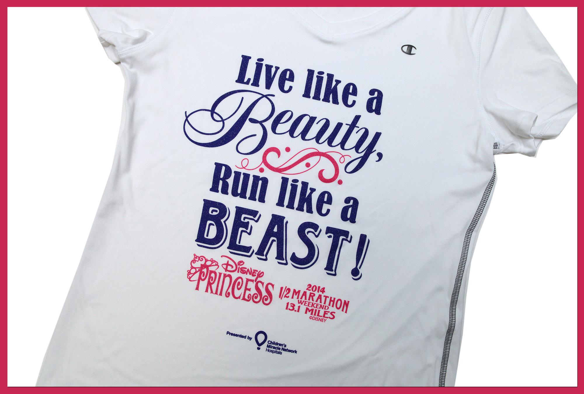 Princess Half Marathon And