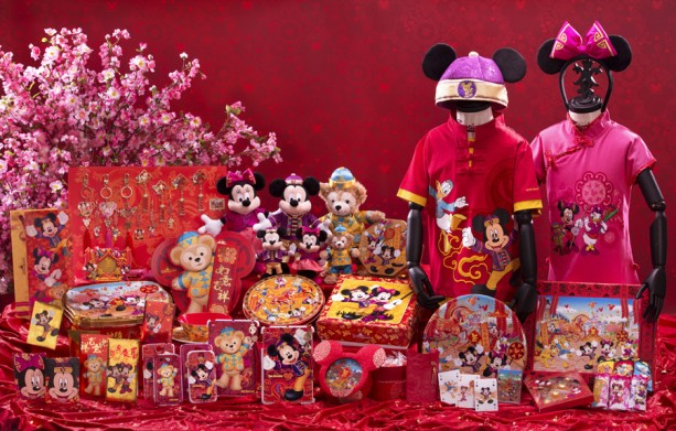 [Hong Kong Disneyland Resort] Golden Chinese New Year Celebration (du 1er au 24 février 2013) HKG98744-613x391