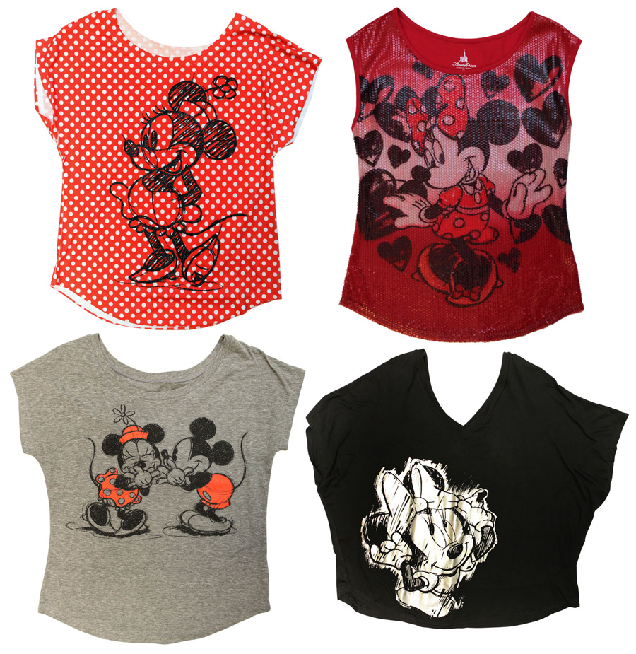 New Minnie Mouse t Shirts