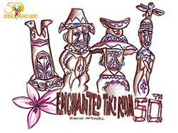 Walt Disney's Enchanted Tiki Room Wallpaper Winner