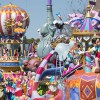 'Disney Festival of Fantasy Parade' Debuts at Magic Kingdom Park