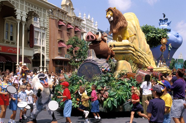Step in Time: 'Magical Moments Parade' Debuts at Magic Kingdom Park