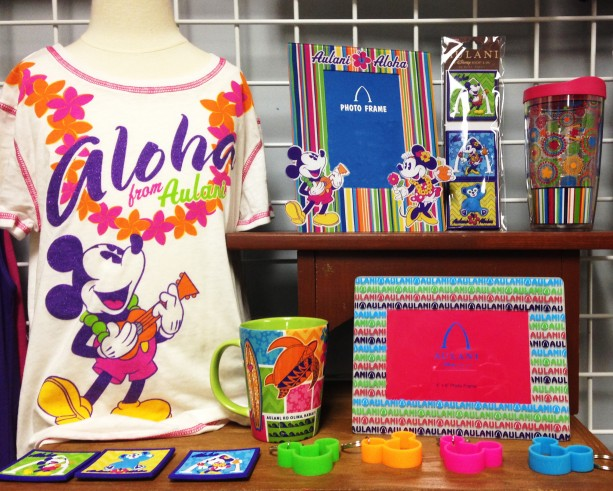 New Merchandise Makes Its Way to Aulani, a Disney Resort & Spa