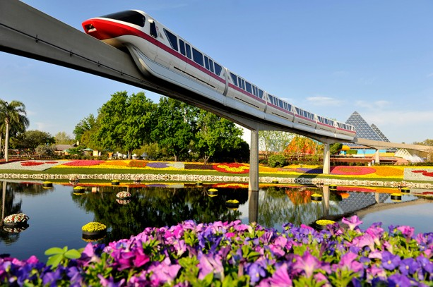 Epcot International Flower & Garden Festival Returns Today