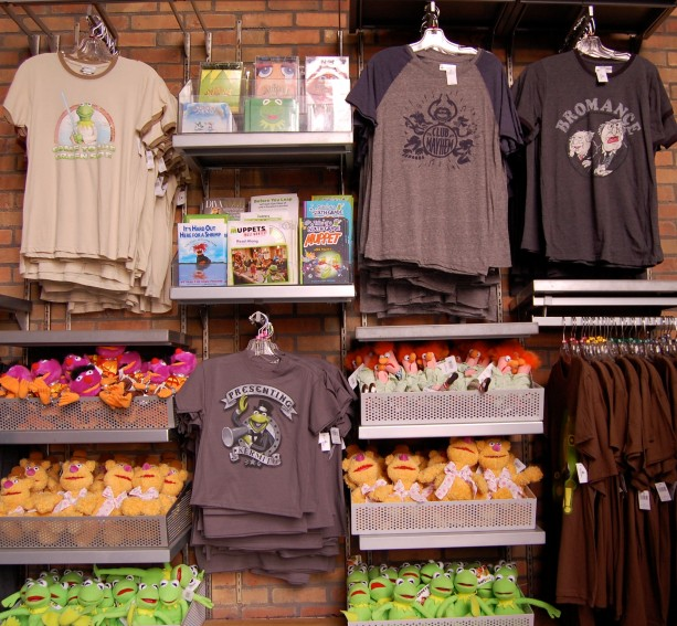 New Muppets Merchandise Comes to Disney Parks