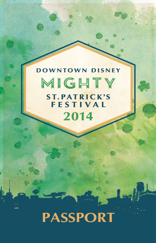 Lucky Day! The Mighty St. Patrick's Festival Starts Tonight at Downtown Disney!