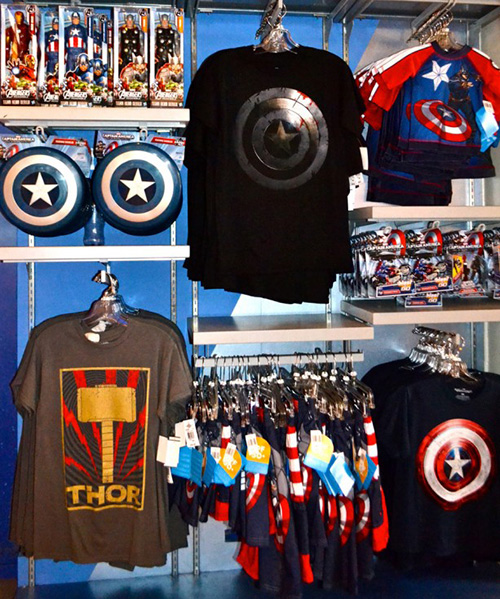 Marvelous New Merchandise Debuts at Disney Parks