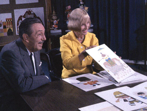 Walt and Mary Blair