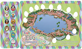 Epcot Egg-Stravaganza Egg Hunt