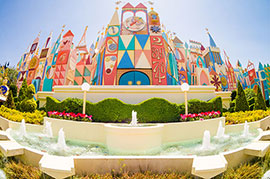 'it's a small world' Around The World: Tokyo Disneyland