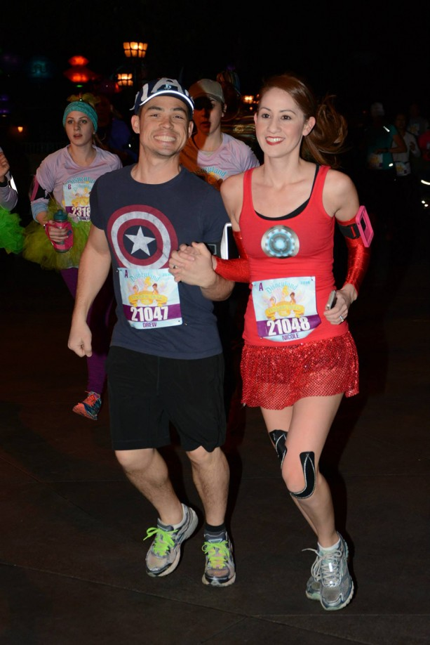 ABD568990 613x918 Smash into Backstage Disneyland with the Avengers Super Heroes Half Marathon