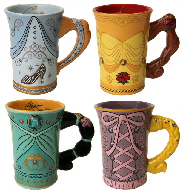 NDM907690 613x645 Show Off Your Morning 'Disney Side' with New Mugs Coming to Disney Parks