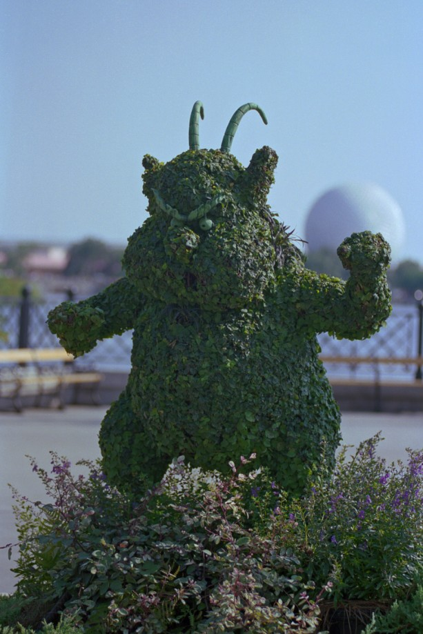 Vintage Walt Disney World: Past Epcot International Flower & Garden Festivals