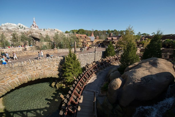 All in the Details: A Unique Perspective of Belle's Village at Magic Kingdom Park