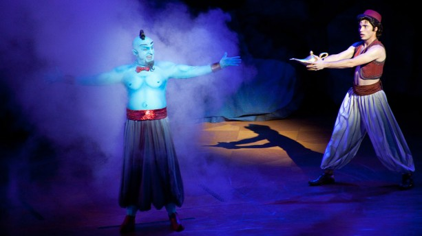 dad930344 613x344 Disneyland Resort Viewing Tips: 'Disney's Aladdin – A Musical Spectacular'