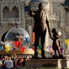 Step in Time: 'Share A Dream Come True' Parade Marks 100 Years of Disney Magic