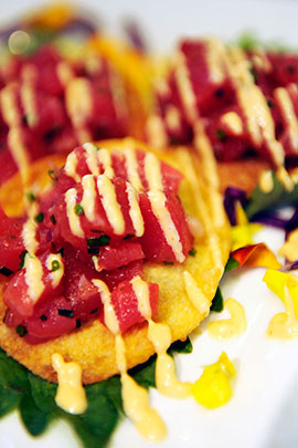 Sushi Takes Center Stage at Kona Cafe at Disney's Polynesian Resort