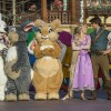 Interactive Image: 360-Degrees of Disney Characters at Disney Parks